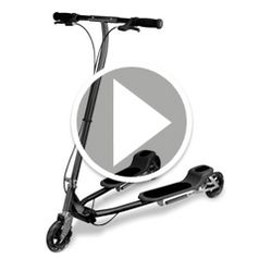 Watch The Unscooter in action