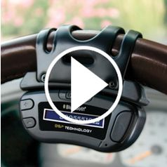 The Steering Wheel Bluetooth Speakerphone