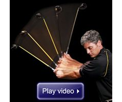 Watch The Gyroscopic Golf Trainer in action
