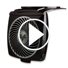 Watch The Foldaway Under Cabinet Fan in action