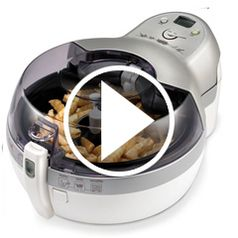 Watch The Healthiest Deep Fryer in action