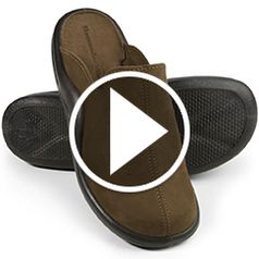Watch The Lady's Walk on Air Indoor/Outdoor Slippers in action