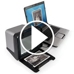 The Desktop Photograph To Digital Picture Converter.