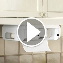 Watch The Touchless Paper Towel Dispenser in action