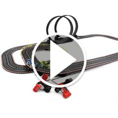 Watch The Dynamo Powered Slot Car Set in action