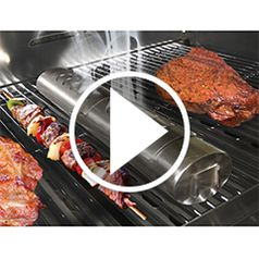 Watch The Only Flameless Grill Smoker in action