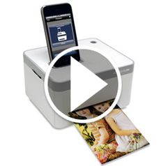 Watch The iPhone Photo Printer in action