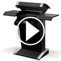 Watch The Best Electric Grill. in action