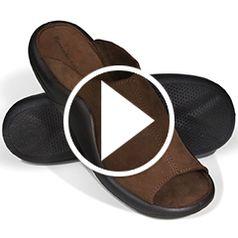 Watch The Gentleman's Walk on Air Indoor/Outdoor Slides in action
