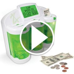 Watch The Financial Acumen Piggy Bank in action