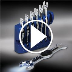 Watch The Only Rechargeable Illuminating Wrenches in action