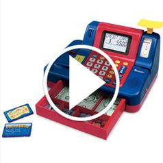 Play video for The Best Childrens Cash Register