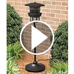 Play video for The 1/2 Acre Natural Attractant Mosquito Trap