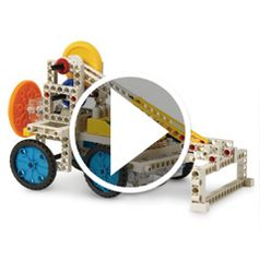 Watch The Build Your Own RC Machine Kit in action
