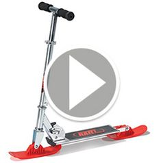 Play video for The Street and Snow Scooter