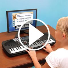 Play video for The Childrens Learn to Play Keyboard
