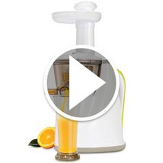 Watch The Nutrient Optimizing Juice Extracter in action