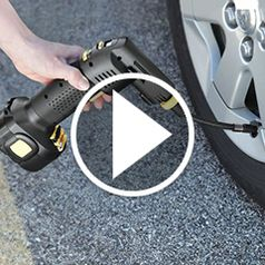 Play video for The Only Automatic Tire Inflator