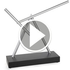 Watch The Perpetual Motion Sculpture in action