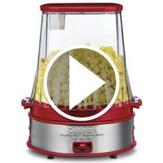 Watch The Flavored Popcorn Maker in action
