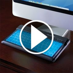 Watch The Illuminated Keyboard in action