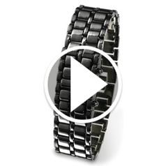 Watch The Gentleman's Faceless Watch in action