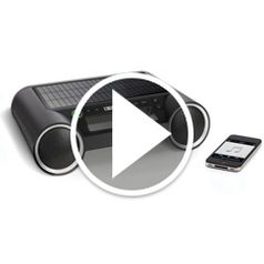 Watch The Solar Powered Wireless Speaker in action