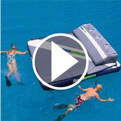 Watch The Floating Private Island in action