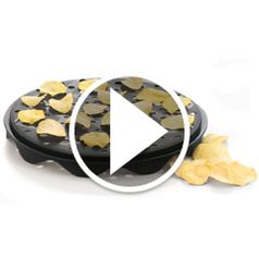Watch The Healthiest Potato Chip Maker in action