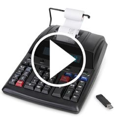 Watch  The Transfer To PC Adding Machine in action