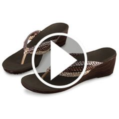 the s plantar fasciitis wedge sandals hammacher