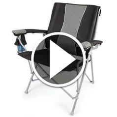 Watch  The Lumbar Supporting Portable Chair in action