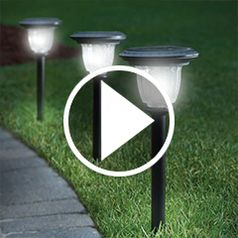 Play video for The Best Solar Walkway Lights