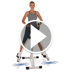 Watch The Only Omnidirectional Thigh Trainer in action