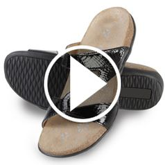 Watch	The Lady's Plantar Fasciitis Slides in action