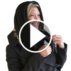 Watch  The Traveler's Hands Free Wrap in action