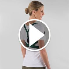 Watch The Biofeedback Posture Trainer in action