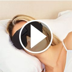 Watch  The Sleep Assisting Mask in action