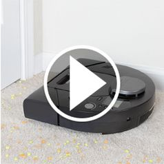Watch The Better Corner Cleaning Robotic Vacuum in action