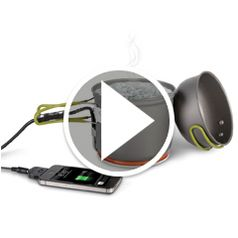 Watch  The Thermodynamic Cell Phone Charger in action