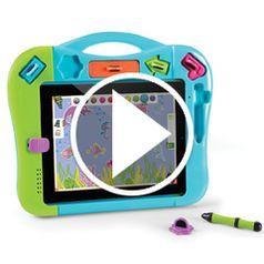 Watch  The Award Winning iPad Animating Art Center in action
