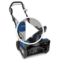 Play video for The Only Rechargeable Snow Blower