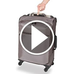 Watch The World�s Lightest Carry On in action