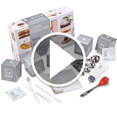 Watch  The Molecular Gastronomy Exploration Kit in action