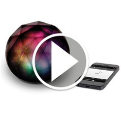 Watch The Musical iPhone Illumisphere in action