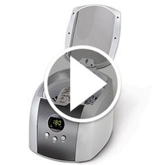 Play video for The 46000Hx Ultrasonic Jewelry Cleaner