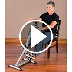 Play video for The Seated Whole Body Pedaler
