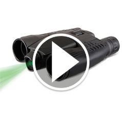 Watch The Laser Illuminating Binoculars in action