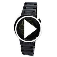 Watch The Geometrist's Watch in action