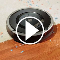 Play video for The Superior Suction Room to Room Roomba 880